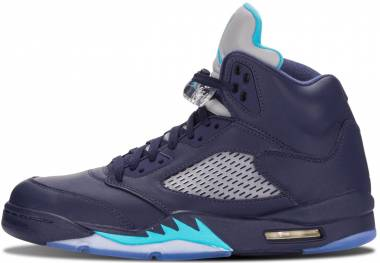 Air Jordan 5 Retro - navy blue (136027405)