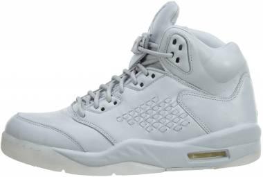 Air Jordan 5 Retro - Grey (881432003)