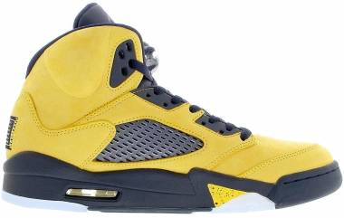 Air Jordan 5 Retro - Yellow