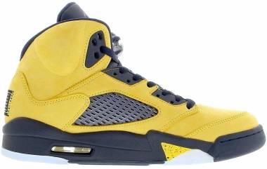 Air Jordan 5 Retro - Yellow (CQ9541704)