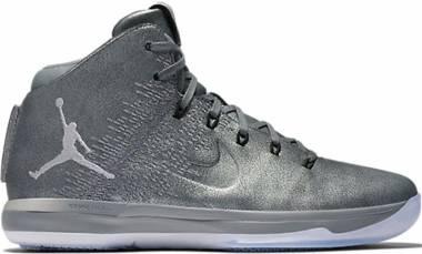 premium selection 1cc18 00376 Air Jordan XXXI Grey Men