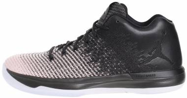 Air Jordan XXXI Low - Black Sheen Dark Grey