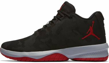 Jordan B. Fly - Black/University Red-wolf Grey (881444006)