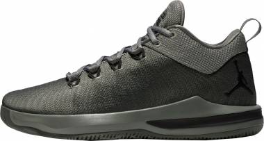 Jordan CP3.X AE - River Rock Black Metallic Silver