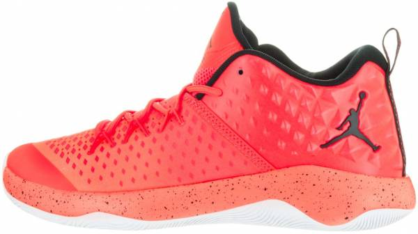 Jordan Extra.Fly Infrared 23/Black/Bright Mango