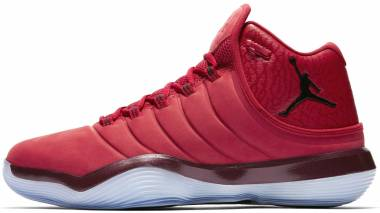 Jordan Super.Fly 2017 Red Men