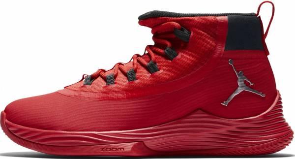 Jordan Ultra.Fly 2 University Red/Black-action Red-metallic Silver
