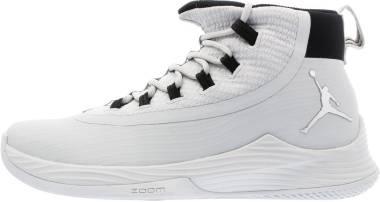 Jordan Ultra.Fly 2 - Pure Platinum/Metallic Silver-black