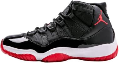 Air Jordan 11 Retro - Black/True Red-White (378037061)