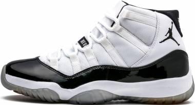 Air Jordan 11 Retro - White Black Dark Concord (378037107)