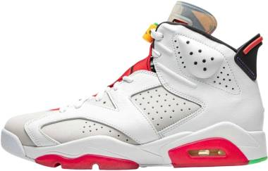 Air Jordan 6 - Neutral Grey/White/True Red/Black (CT8529062)