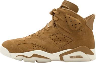 Air Jordan 6 - Brown (384664705)