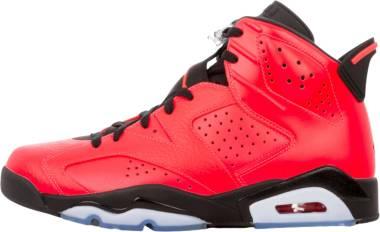 Air Jordan 6 - Red (384664623)