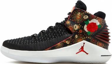 Air Jordan XXXII - Multicolore Black University Red 042