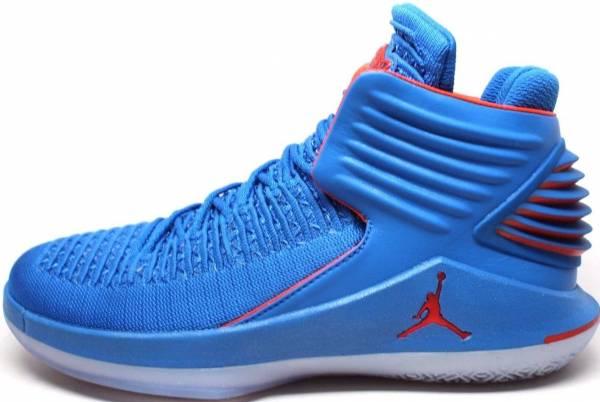 Air Jordan XXXII - Blue (US8834041)