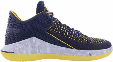 Air Jordan XXXII Low - College Navy (AA1256405)