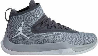 Jordan Fly Unlimited - Wolf Grey/White-Dark Grey