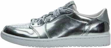 Air Jordan 1 Retro Low Silver Men