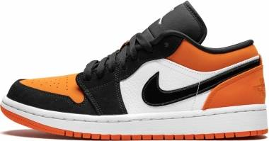 Air Jordan 1 Retro Low - Orange
