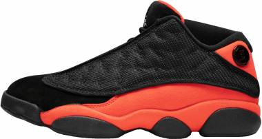 Air Jordan 13 Retro Low - black, infrared 23 (AT3102006)