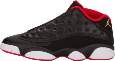 Air Jordan 13 Retro Low - black, mtllc gld-universty rd-wht (310810027)