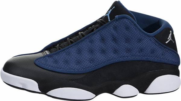 big sale e3813 dab34 Air Jordan 13 Retro Low Blue