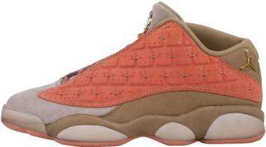 Air Jordan 13 Retro Low - Orange