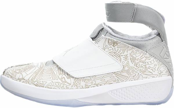 sale retailer 9ea06 c3847 Air Jordan 20 White