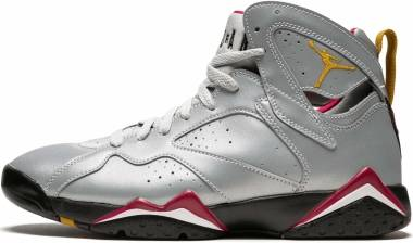 Air Jordan 7 Retro - Reflect Silver/Cardinal Red-bl