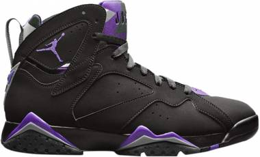 Air Jordan 7 Retro - Black Field Purple 053