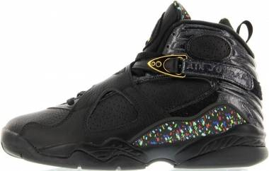 Air Jordan 8 Retro - Black/Metallic Gold
