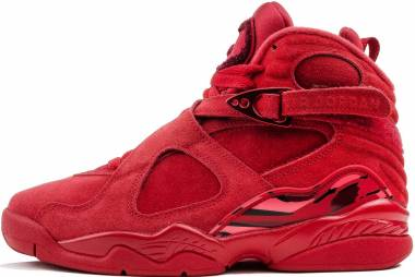 Air Jordan 8 Retro - Multicolore Gym Red Ember Glow T 614 (AQ2449614)