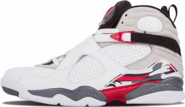 Air Jordan 8 Retro - White/Black/True Red (305381103)