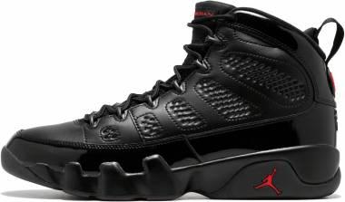 Air Jordan 9 Retro - Black/University Red (407313811)