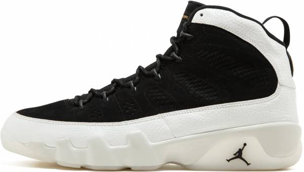quality design cea1a d13cd Air Jordan 9 Retro Black, Black-summit White