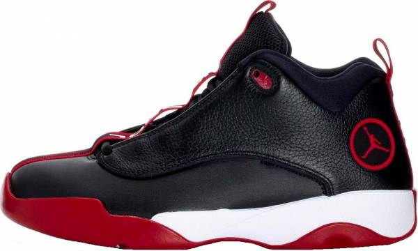 Jordan Jumpman Pro Quick - Black/White-gym Red
