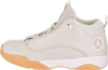 Jordan Jumpman Pro Quick Light Bone/White/Bordeaux/Gum Yellow Men