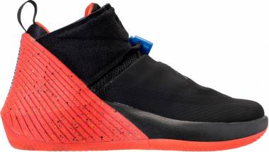 Jordan Why Not Zer0.1 - Black Black Signal Blue Team Orange
