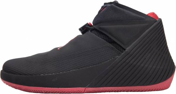 size 40 d8bd1 4719a Jordan Why Not Zer0.1 Black Gym Red