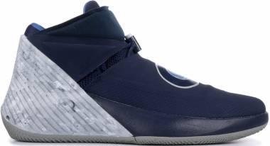 Jordan Why Not Zer0.1 - Navy/Grey