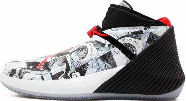 Jordan Why Not Zer0.1 - Mehrfarbig White Black Universi 104
