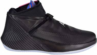 Jordan Why Not Zer0.1 - Black Black Pink Blast