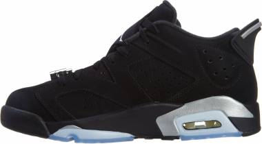 Air Jordan 6 Retro Low - BLACK (304401003)