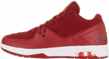 Jordan Clutch - Rosso (Gym Red / Black-white-infrared 23)