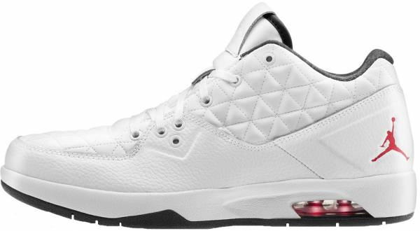 Jordan Clutch - Bianco White Gym Red Black (845043101)
