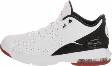 Air Jordan Franchise White/Gym Red-black Men