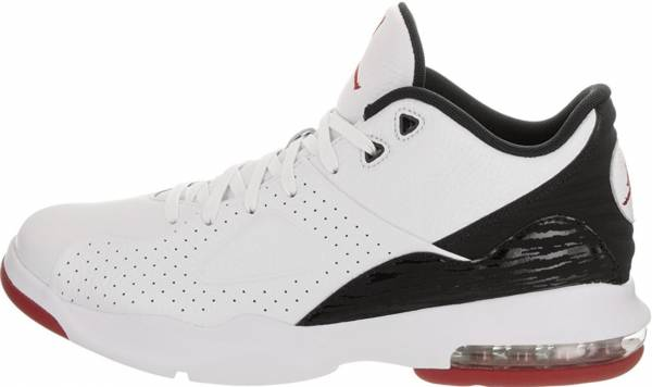 new product 007d3 ff452 Air Jordan Franchise White Gym Red Black