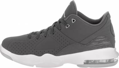 Air Jordan Franchise - Dark Grey/Dark Grey-wolf Grey-white
