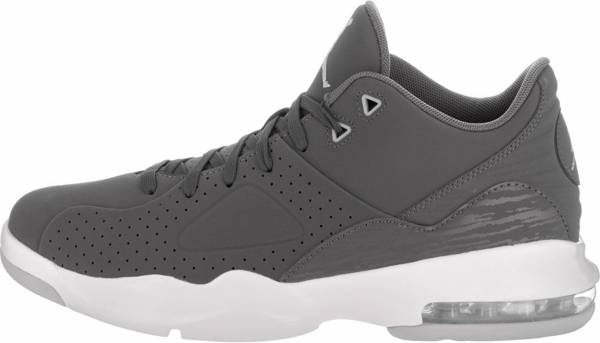 huge selection of a736e 4995b Air Jordan Franchise Dark Grey   Dark Grey-wolf Grey-white
