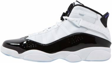 hot sale online ef040 e723f Jordan 6 Rings White Men